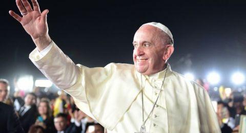 ملعب مدينة زايد يستضيف أول قداس لبابا الفاتيكان في شبه الجزيرة العربية
